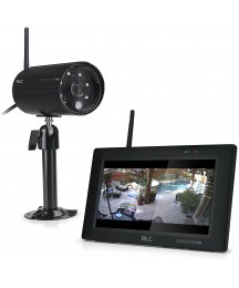 ALC AWS337 Full HD 4-CH 1080p Wireless Surveillance System with 7