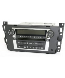 1 Factory Radio Auxiliary Input mp3 CD Player AM FM Radio Compatible with 2006 Cadillac DTS 15809941