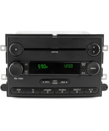 1 Factory Radio AM FM CD Player Compatible With 07-08 Ford Mustang 7R3T-18C869-MC