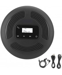 YOUTHINK Portable CD Player, CD Player HiFi Household Learn English Prenatal Education Machine Device