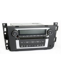 1 Factory Radio AMFM Stereo mp3 Single Disc CD Player Compatible with 2006 Cadillac DTS 15847690