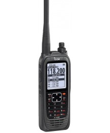 ICOM A25C Handheld Airband Radio - Communication Channels Only