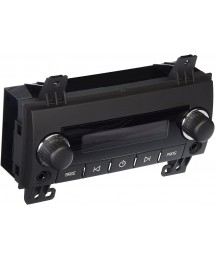 ACDelco 15887227 GM Original Equipment AM/FM Radio, Tape Player, and Auxiliary Control