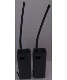 A Pair of GE Hand Held 40 Channel CB Model 3-5980A
