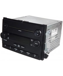 1 Factory Radio AM FM CD Player Compatible With 2006 Ford Fusion 6E5T-18C869-BJ