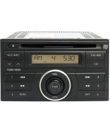 1 Factory Radio AM FM CD Player Radio Compatible With 2007-2009 Nissan Versa 28185 EM32A Code CY08C