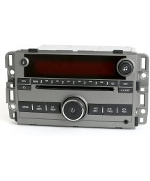 1 Factory Radio AM FM CD Player Radio w Aux Input Unlocked Compatible With 2009 Saturn Vue 20790696