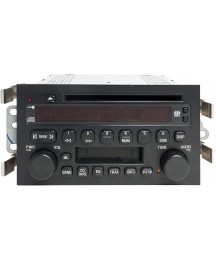 1 Factory Radio AM FM CD Player Radio Compatible With 2003-2005 Buick LeSabre 10375847