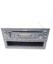 04 05 SATURN VUE RADIO CD PLAYER SMALL CRACK SEE PICTURES
