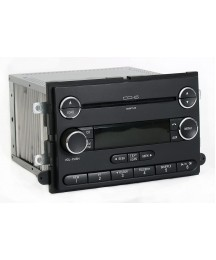 1 Factory Radio AM FM 6 Disc CD Player Audiophile Compatible With 2008-10 Ford Expedition 8L1T-18C815-GB