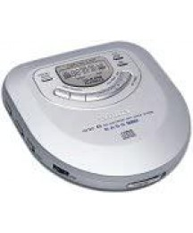 Aiwa XP-V716C Portable CD Player with Wireless Remote Control