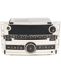 1 Factory Radio AM FM Programmable CD Player Compatible With Chevrolet Pontiac 2009-2010 Cobalt G5 20835357
