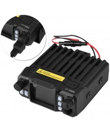 Ymiko VHF/UHF Stable Frequency Car Walkie Talkie 200 Channels 5-50km Distance Mobile Radio CB Transceiver